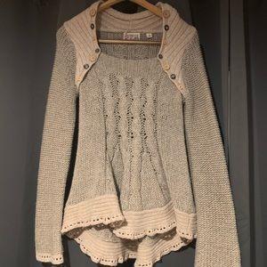 Rosie Neira by Anthropologie Supercute Sweater
